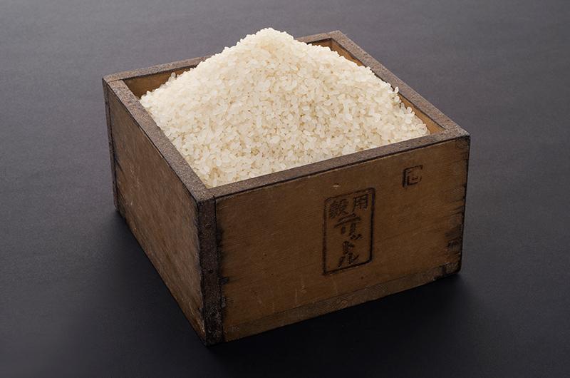 山桜桃の自家製米
