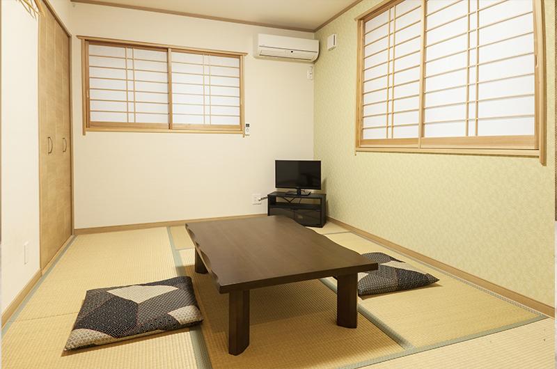 山桜桃の和室